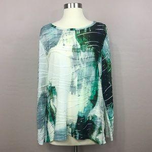 Simply Vera Long Sleeve Top XL
